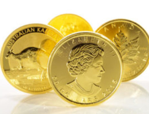 Strategie: Goldpreis in Euro – April 2021